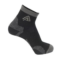Aclima AS Strumpa Running Socks Jet Black