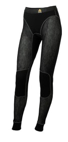 Aclima AS Leggings Woolnet Longs Woman Jet Black
