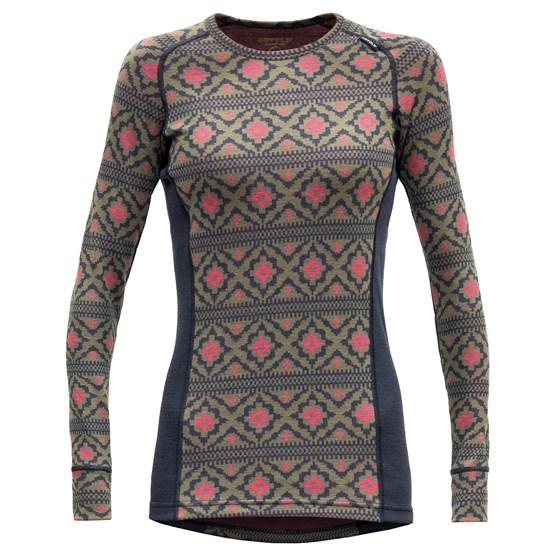 Devold of Norway Underställströja Ona Women Shirt -Lichen