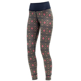 Devold of Norway Leggings Ona Woman Long Johns -Lichen