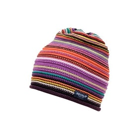 Devold of Norway Mössa Multi Coloured Kid Beanie -Plum