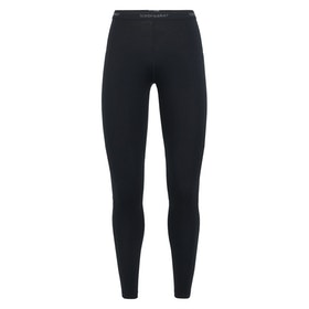 Icebreaker Leggings 200 Zone Leggings Black/Mineral