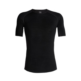 Icebreaker T-shirt 150 Zone SS Crewe Black/Mineral