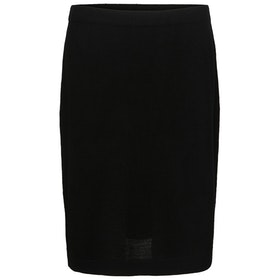 Two Danes Kjol Maren Skirt Black