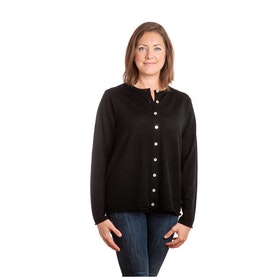 Two Danes Kofta Mim Cardigan Black