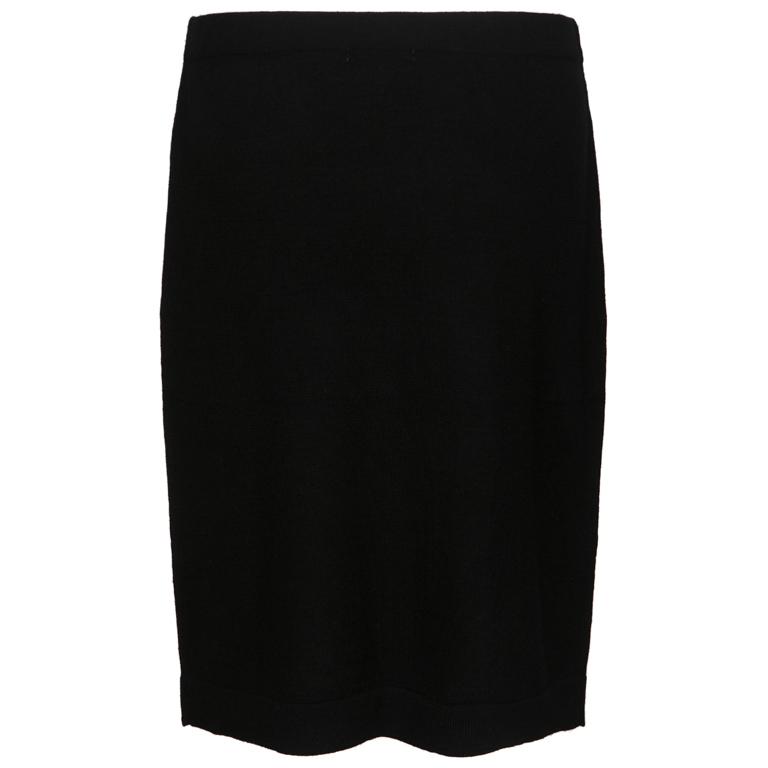 Two Danes Kjol Maren Skirt Black