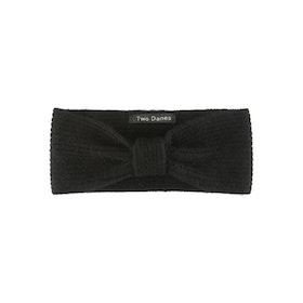 Two Danes Pannband Yori Headband Black