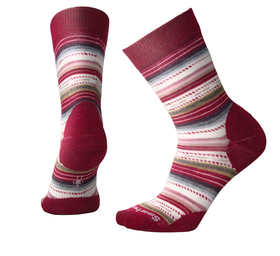 Smartwool Strumpor Womens Margarita -Tibetan Red Heather