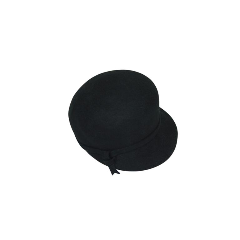 Mathlau Keps Cap Felt -Black