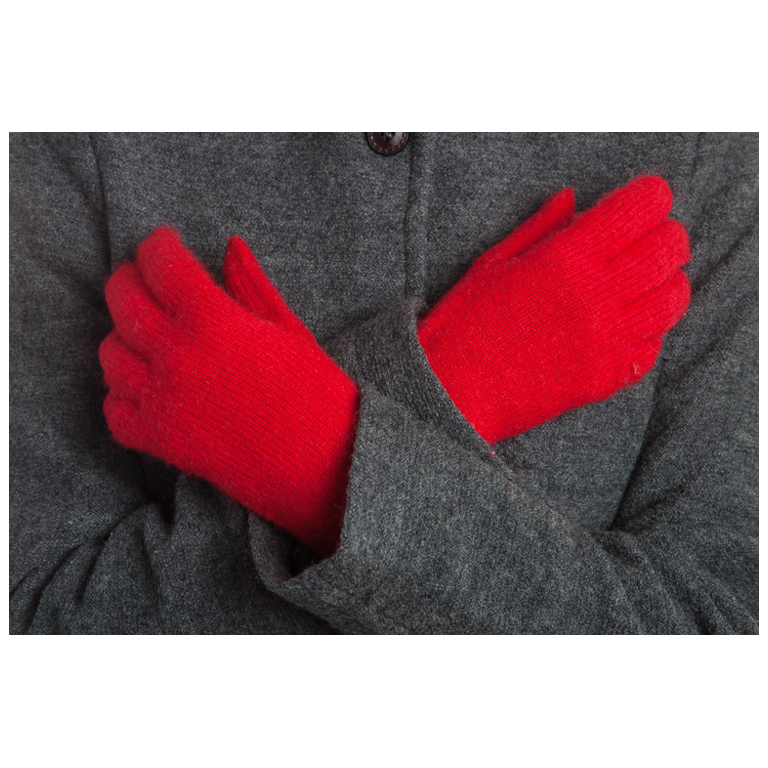 Tif-Tiffy Handskar Torino Gloves -Red