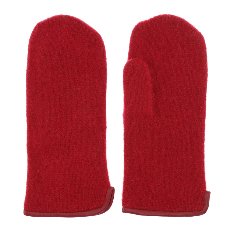 Tif-Tiffy Tumvantar Torino Mittens -Red