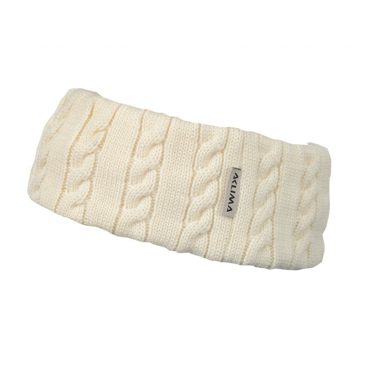 Aclima Pannband Knitted Headband Nature