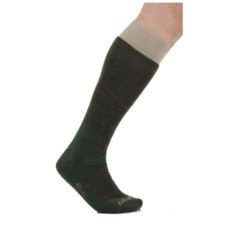 Aclima Strumpor Hunting Socks Olive