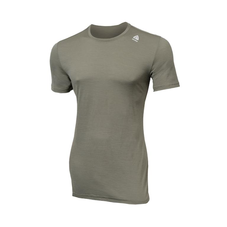 Aclima LightWool T-shirt Ranger Green