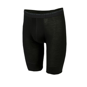 Aclima Långkalsong LightWool Shorts Long M Jetblack