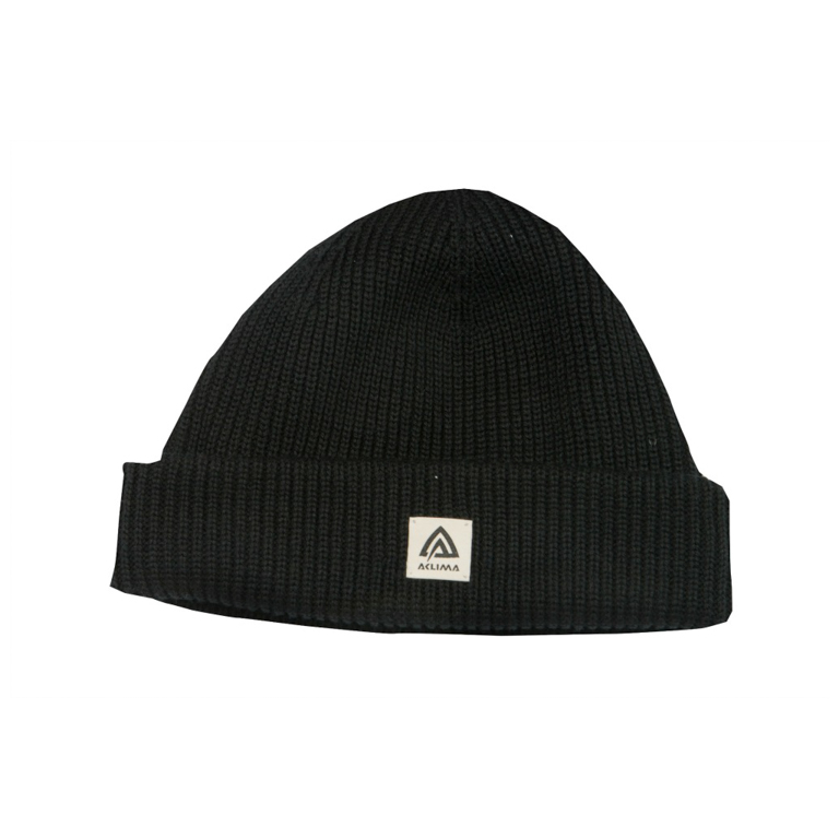 Aclima Mössa Forester Cap Black