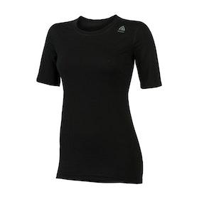 Aclima T-shirt LightWool T-shirt Classic W Jetblack