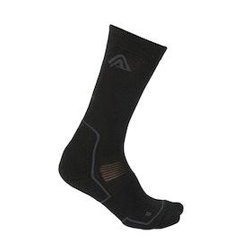 Aclima Trekking Sock Jet Black Strumpa