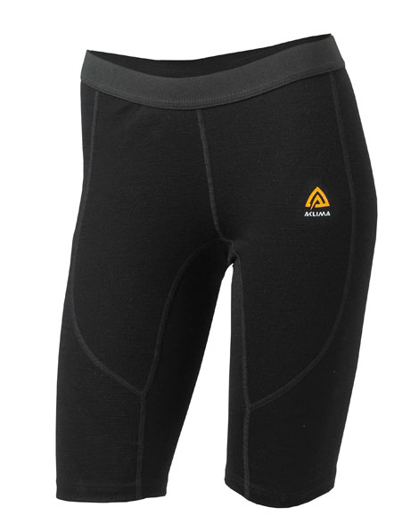 Aclima Warmwool Long Shorts Woman