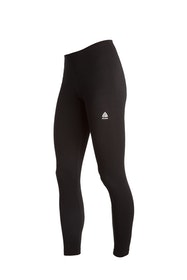 Aclima Warmwool Longs Woman Jet Black Leggings