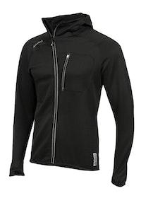 Aclima Woolshell Jacket w/hood Jet Black Man Jacka