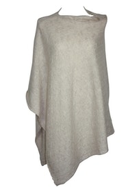 Mathlau Poncho Cream