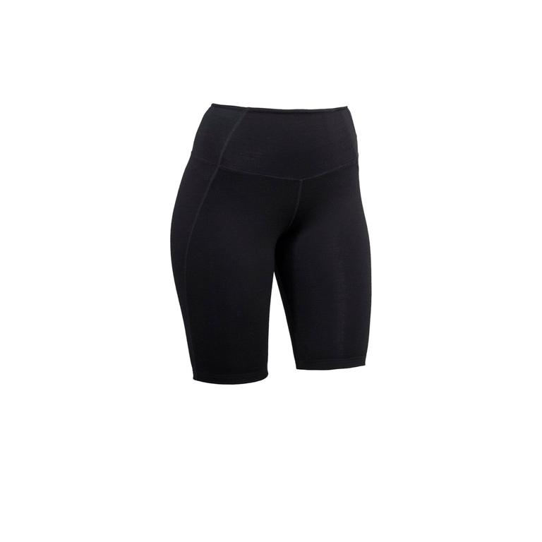 Devold of Norway Shorts Running Woman Shorts Tights -Caviar