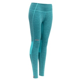 Devold of Norway Leggings Running Woman Tights -Bay Melange