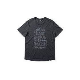 Houdini T-shirt M´s Activist Message Tee -True Black