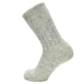 Devold Strumpor Nansen Kid Sock Grey Melange