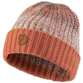 Fjällräven Mössa Chunky Hat Terracotta Pink