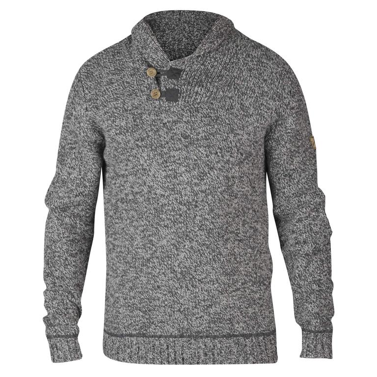 Fjällräven Tröja Lada Sweater M Grey