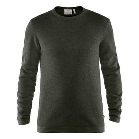 Fjällräven Tröja High Coast Merino Sweater M Deep Forest