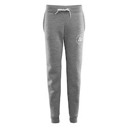 Aclima Joggingbyxa WoolFleece Joggers, Woman Grey Melange