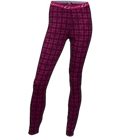 Ulvang Leggings Maristua  pants W Rhododendron/Beetroot