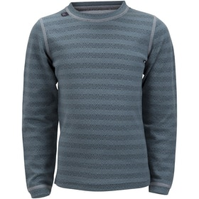 Ulvang Underställströja 50Fifty 3.0 round neck kids North Sea Mix