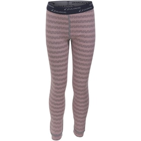 Ulvang Underställsbyxor 50Fifty 3.0 pants kids Sweet Pink Mix