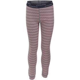 Ulvang Underställsbyxor 50Fifty 3.0 pants kids Sweet Pink Mix