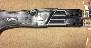 Kentaur hoppgjord m platta 120 cm svart