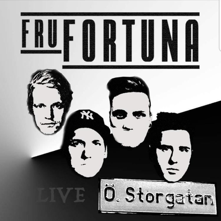 Fru Fortuna - Live Ö Storgatan 2LP (100ex) (FÅTAL KVAR)