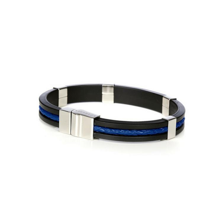 Blått armband SO SWEDEN