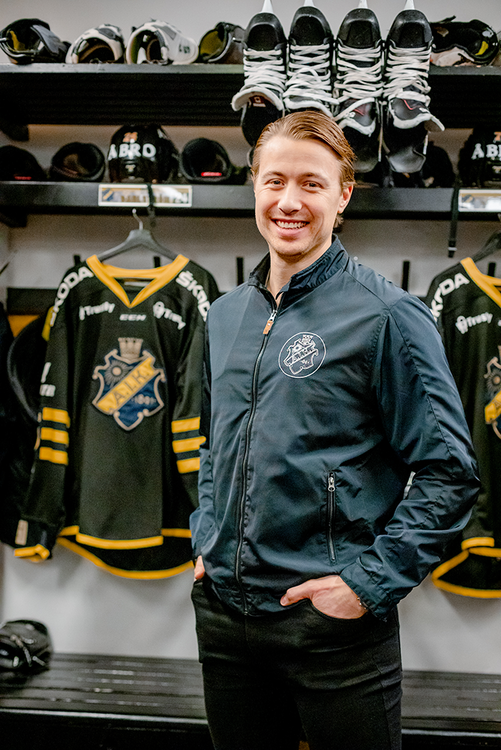 AIK Hockeys lagjacka