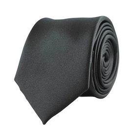 Begravningsslips svart