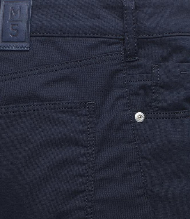 Super Stretch Five-Pocket byxa M5 Navy