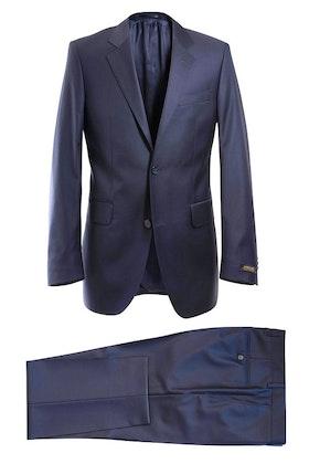 Kostym Viero Milano blå Super 120´S