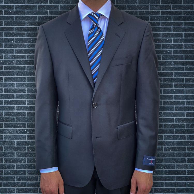 Kostym grå klassiker
