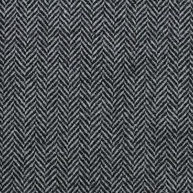 Blazer, grå-svart fiskben