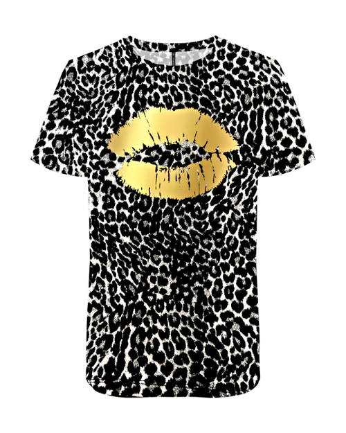 T-shirt/Topp Lipsy Leo