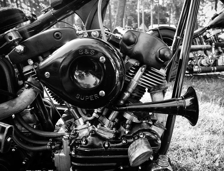 Harley Engine / Fotografi