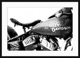 Harley Davidson / Fotografi